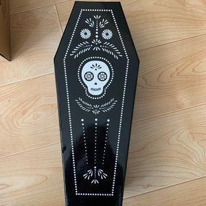 Papyrus Dia De Los Muertos Wine Box Holder